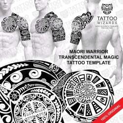 Maori Warrior Magic Tattoo
